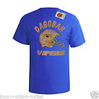 DAGOBAH VIPERS FOOTBALL T-SHIRT INSPIRED BY STAR WARS CULT MOVIE RETRO NEW 9 $9.23 USD