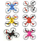 Mini 2.4G 4CH 6AXIS Gyro 3D Rolling LCD Remote Control Quadcopter Heli