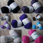 Wholesale! Soft Smooth Natural 100% Bamboo Yarn Skein lot; Fingering,18 Colors!!