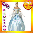 C870 Enchanting Princess Elite Collection Cinderella Disney Fancy Adult Costume