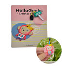 Dock Cover iPhone iPad Dust Cap 3.5mm Headphone Jack Cute Character Pendant Plug