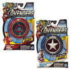 MARVEL AVENGERS IRON MAN CAPTAIN AMERICA ARC CHEST LIGHT SOUNDS ROLE PLAY TOY