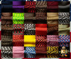550 PARACHUTE CORD - 29 COLORS - 10, 20, 50, 100 FT - 7 STRAND USA MADE