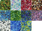 25g Japanese 3.4mm Miyuki drop bead mix - choice of colour mixes