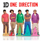ONE DIRECTION STANDEE TABLE DESKTOP CARDBOARD CUTOUT 1D NOVELTY OFFICIAL GIFT