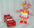 In The Night Garden Upsy Daisy or Cars Lightning McQueen Bubble Bath - N&S