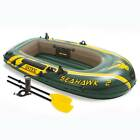 Intex Seahawk 2 Inflatable Boat Set With Oars And Air Pump | 68347EP
