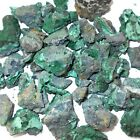 Malachite Mineral Specimen Raw Natural Rough Crystal Mirror of the Soul Copper