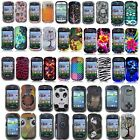 Rubberized Design Hard Case Snap On Phone Cover For Samsung Galaxy Centura S738C