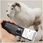 Professional Pet Dog Cat Animal Hair Trimmer Grooming Clipper  + 4 Comb Blade kit