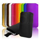 12 COLOURS PU LEATHER POUCH COVER CASE SLEEVE SKIN FOR DORO LIBERTO 810 PHONE