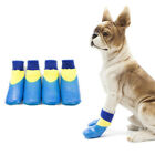Pet WaterProof Rain Shoes Boots Socks Anti-slip Rubber boot for  SMALL BIG Dog