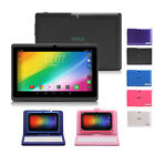"Multi-Color iRulu Tablet PC 7"" Dual Camera Android 4.2 1.2Ghz Bundle Keyboard"