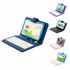 "IRULU Tablet PC 7"" 8GB Android 4.2 Dual Core&Cam Blue for Kids w/ Keyboard"