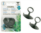 Hagen Marina SUCTION CUPS for Fish Aquarium Thermometers 2 Pak Small or Medium
