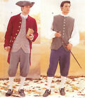 PATTERN for Colonial Patriot Jamie Costume Butterick 3072 Mens Historical 32-48
