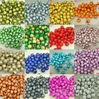 Whoesale 6mm Magic Acrylic Round Miracle Bead Jewellery Craft Charms Loose Beads
