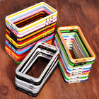 Hot Bumper Frame TPU Silicone Case Cover for Apple iPhone 5 5S 5G W/Side Button
