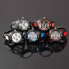 OHSEN Muti-colour Alarm LED Light Digital Mens Analog Quartz Sport Wrist Watch