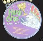 CD Music Mardi Gras Bead Necklace YOUR PICK New Orleans Parade Carnival Beads