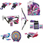 NERF REBELLE PINK CRUSH GUARDIAN CROSSBOW NERF BLASTERS DART TOYS YOUR CHOICE