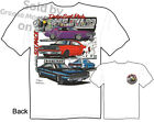 68 69 70 71 Dodge T Shirt 1968 1969 1970 1971 Mopar Clothing Hemi Tee Muscle Car