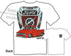 54 55 56 Ford T Shirt Truck Tee Shirts 1954 1955 1956 F100 Pickup Tee Automotive