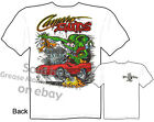 Camaro Guts Ratfink T Shirts Ed Roth Big Daddy Clothing Chevrolet Apparel Tee