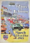 AD90 Vintage 1960's Grand Prix Motor Racing Advertisment Poster A3/A4