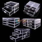 luxurious exquisite Makeup Drawers Cosmetic Jewellery Organizer Lipstick Box