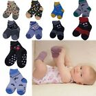 Lots Baby Socks Kids Socks Boy Girl Cotton Hosiery Striped Spot Soft Toddler