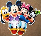 Disney Character Face Masks - Great for Parties - 1st Class Post