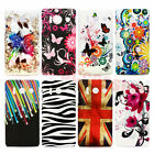 Painted Colorful Hard Plastic Back Case Cover For Huawei Ascend Y300 U8833 T8833