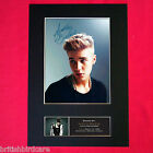 JUSTIN BIEBER #2 Signed Autograph Mounted Photo Repro A4 Print 444