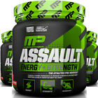 MusclePharm Assault Energy + Strength - 30 Servings - Strawberry Ice +FREE Del.