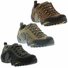 New Merrell Intercept Mens Leather Walking Hiking Trail Shoes Size UK 7-14