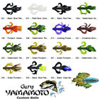 Gary Yamamoto KREATURE (5-07) Creature Soft Plastic Baits Any 15 Color Lures $10.97 USD on eBay