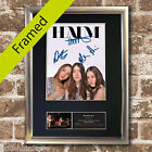 Haim Signed Autograph Mounted Photo Repro A4 Print BRAND NEW 453