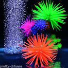 Aquarium Artificial Fake Soft Colorful Coral Plant Fish Ornament Tank Options