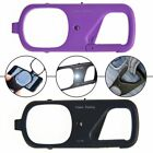 MagReader Handheld LED Reading Glasses Magnifier Magnifying Glass Lighted Clip