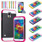 Ultra Thin Premium Hybrid Protective Case / Cover for Samsung Galaxy S5 / SV