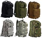 Tactical Compact Level 3 Full Featured Assault Pack Backpack 3 Day Bug Out Bag