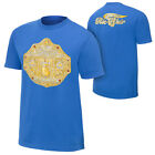 Ric Flair 16x World Champ WWE Authentic Blue T-shirt