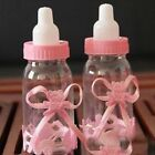 HOT 12pcs Blue & Pink Baby's Candy Bottle Gift Box Gift Favours Christening--CB