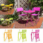 Alfresia Marbella Garden Bistro Set for 2 - Choice of Colours