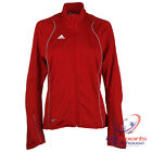 Adidas T8 Climalite Womens Olympics Teamwear Training Jacket Red rrp£70