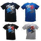 Mens Genuine DC Casual Multi Coloured Skate Sports Tee T Shirt Sizes S M L XL