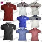 Mens Brave Soul Pocket Summer Designer Branded Collar Short Sleeves Polo T Shirt