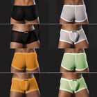 Soft Mens Boxers Bulge pouch Underwear Briefs Shorts Underpants Lingerie On Sale