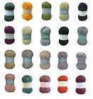 SIRDAR BIG SOFTIE Super Chunky Wool 50g Balls - CHOICE OF SHADES (P&P Discounts)